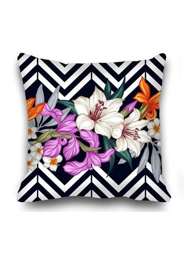 Kozzy Home Dekoratif Yastık Renkli